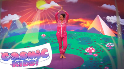 Parsnip the Cat | A Cosmic Kids Yoga Adventure!