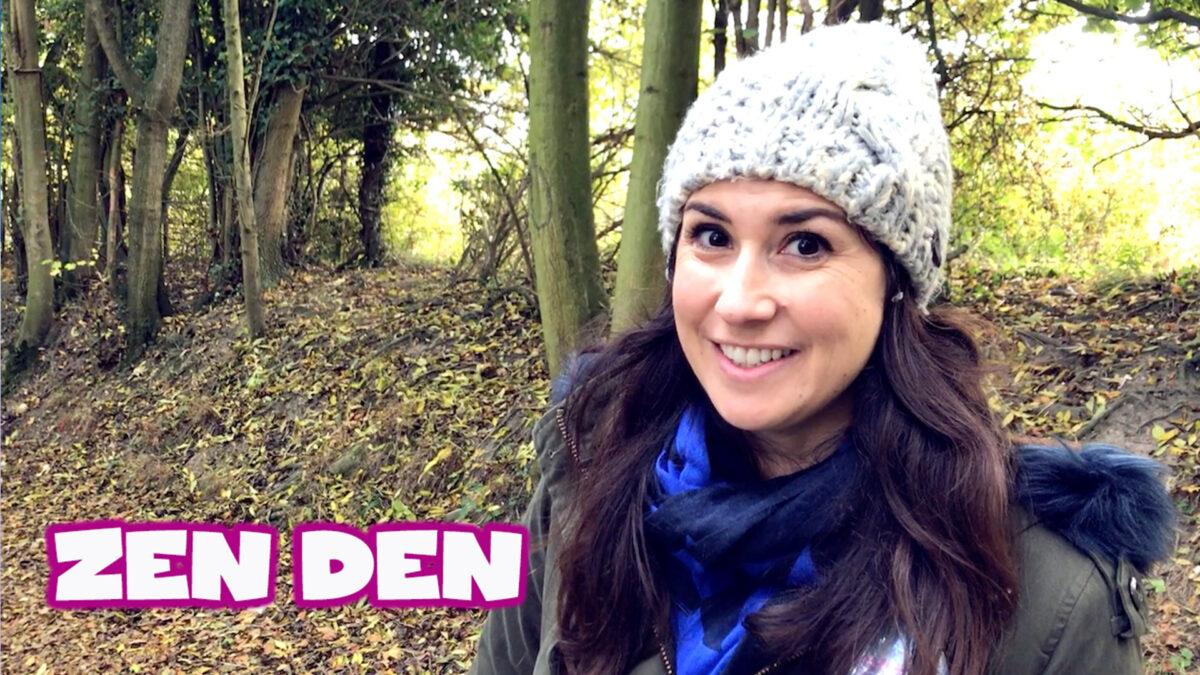 Zen Den | Mindful Walking | Mindfulness for Kids