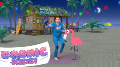 Calypso the Flamingo | A Cosmic Kids Yoga Adventure!