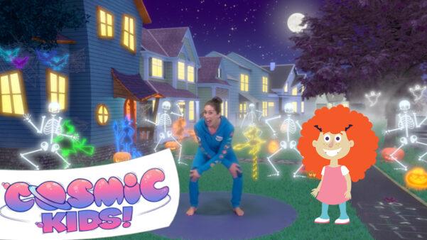 Ruby Broom   A Cosmic Kids Yoga Adventure (Halloween Special!)