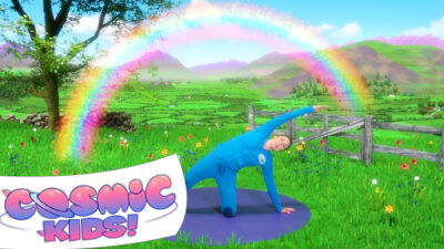 Mr Hoppit the Hare | A Cosmic Kids Yoga Adventure