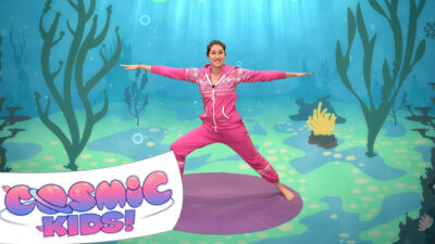 Squish the Fish | A Cosmic Kids Yoga Adventure!