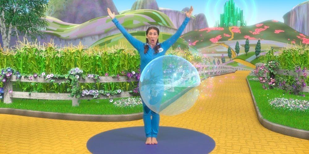 Cosmic Kids Does Wizard Of Oz Cosmic Kids Yoga