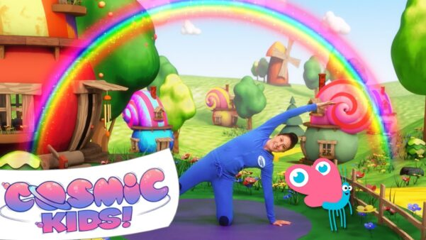 Coco the Butterfly | A Cosmic Kids Yoga Adventure!