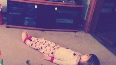 How to do Savasana in Kids Yoga
