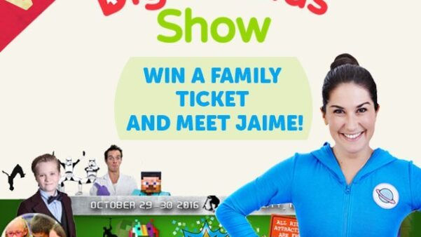 Win Tickets to The Digital Kids Show!