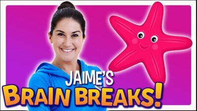 Jaime's Brain Breaks | Deep Sea Core Strength