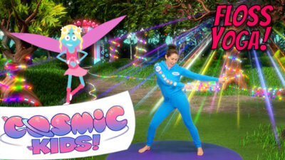 Fairy Floss | A Cosmic Kids Yoga Adventure!