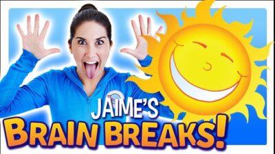 Jaime's Brain Breaks | Hello Sun Fun