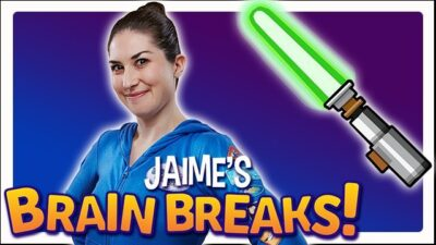 Jaime's Brain Breaks | Jedi Strength and Focus