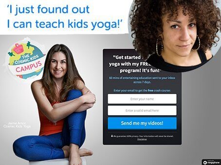 Jess's Review of the Kids Yoga Crash Course