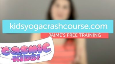 More About the Kids Yoga Crash Course