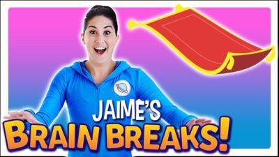 Jaime's Brain Breaks | Magic Carpet Ride
