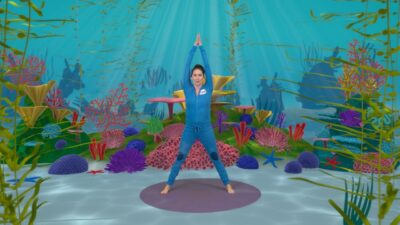 Norris the Baby Seahorse | A Cosmic Kids Yoga Adventure