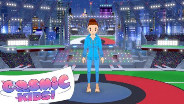 Pokemon   A Cosmic Kids Yoga Adventure!