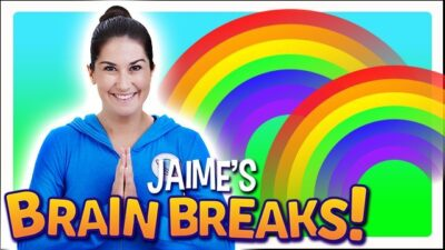 Jaime's Brain Breaks | Rainbow of Confidence