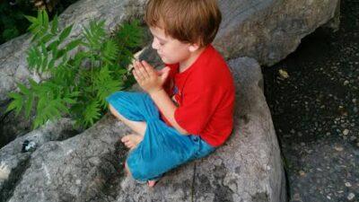 Cosmic Kids Impact Stories - Remsen learning from Zen Den