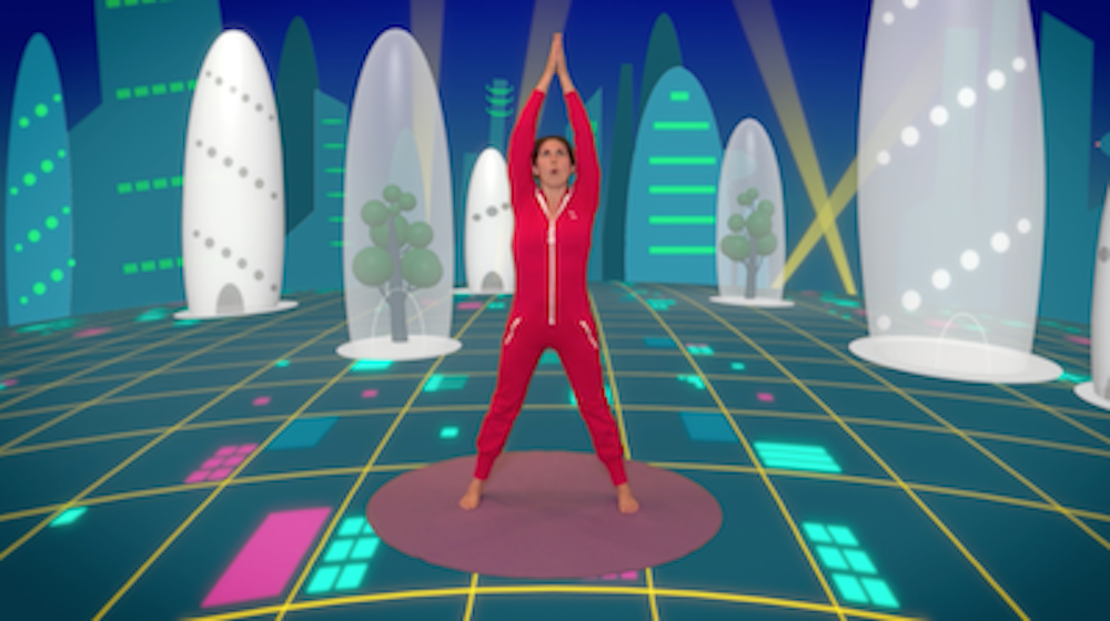 Spartz-24, RoboDog | A Cosmic Kids Yoga Adventure!