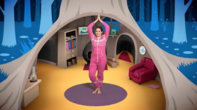 Fernando the Silver Fox | A Cosmic Kids Yoga Adventure!