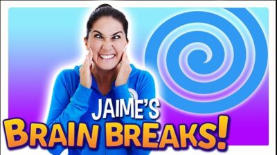 Jaime's Brain Breaks | Stir It Up!