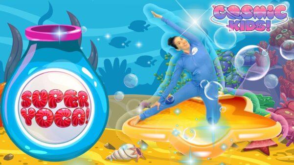 SUPER YOGA | Underwater Party!