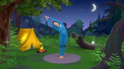 Tallulah the Owlet   A Cosmic Kids Yoga Adventure!