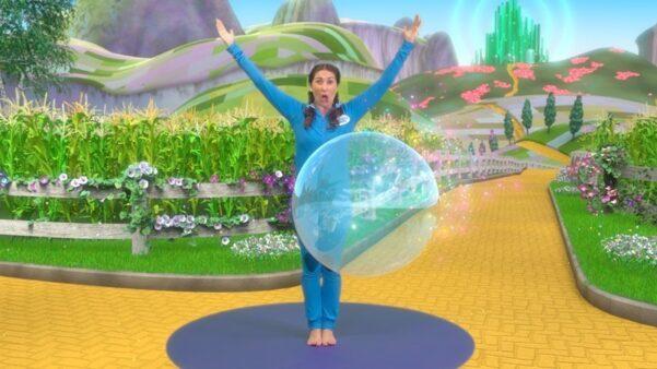 Cosmic Kids does Wizard of Oz!
