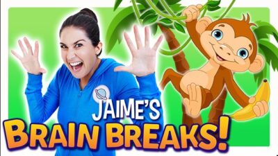 Jaime's Brain Breaks | Walking through the Jungle
