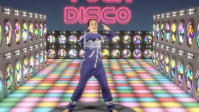 Washing Machine Song! | Cosmic Kids Yoga Disco!