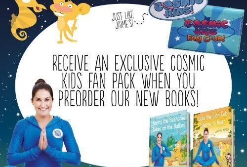 Cosmic Kids Books </br>pre-order offer!