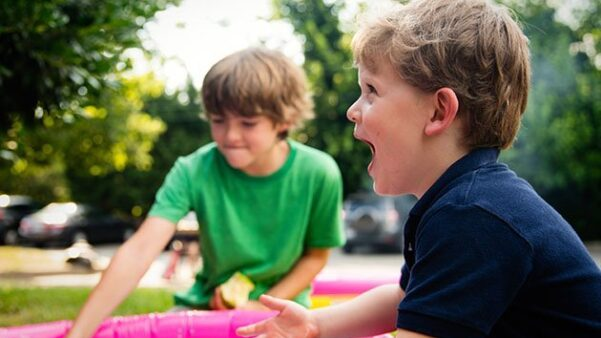 How All Children Learn Through Play