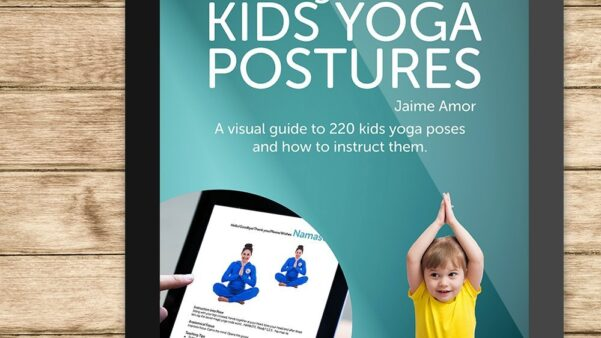 The Big Book of Kids Yoga Postures