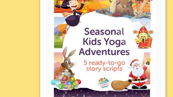 Seasonal Kids Yoga Class Plans