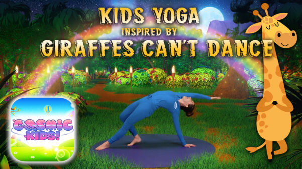 Giraffes Can't Dance   A Cosmic Kids Yoga Adventure!