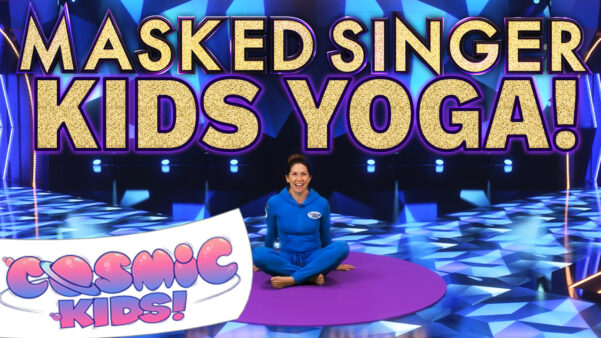 The Masked Singer   A Cosmic Kids Yoga Adventure!