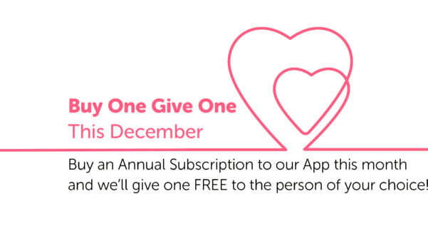 Buy One Give One in December!