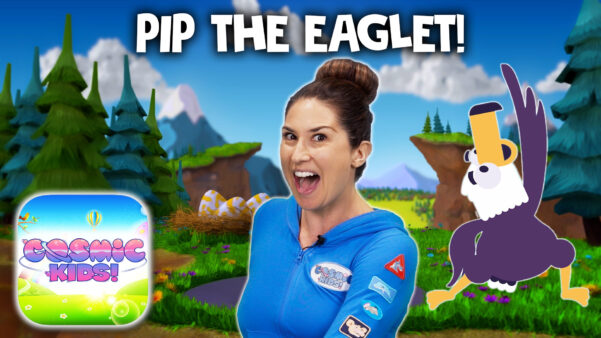 Pip the Eaglet | A Cosmic Kids Yoga Adventure